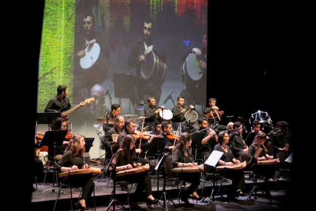 Un Siècle Après - Araxe Sassoun - Spectacle Arménien JAF