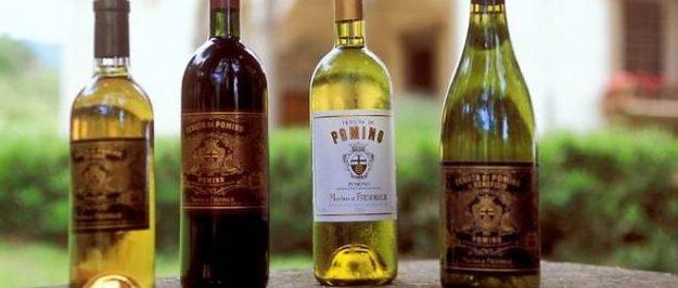 Sélection vins italiens, région Toscane