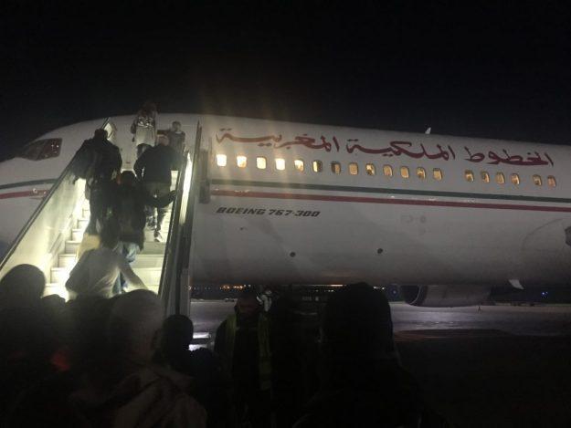 Aéroport de Paris Vol avec Royal Air Maroc pour le Kenya via Casablanca