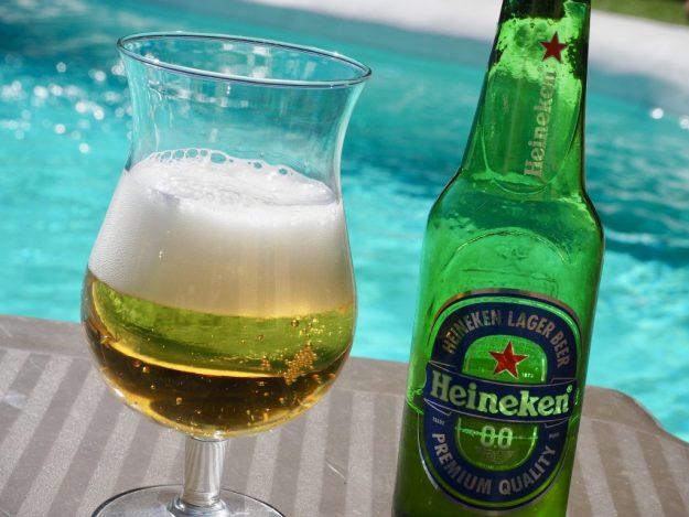 Bière blonde sans alcool Heineken 0.0