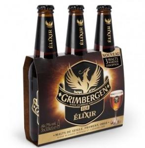 Bière Grimbergen Elixir