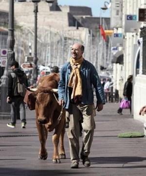 La Vache au cinéma le 17 février - Photo Pathé Films © Jean-Claude Lother