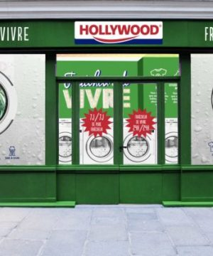 Paris Pop up store Hollywood