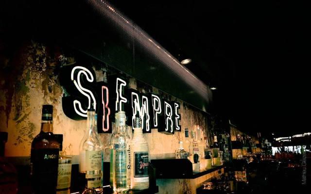 Bar, le Siempre Paris 15