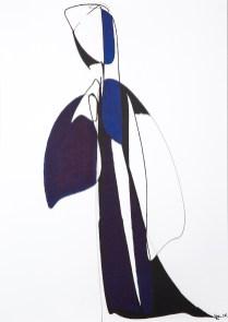 Partir @Yvan Lemoine - La Galerie de l'Instant Paris