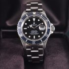 ROLEX SUBMARINER TIFFANY 16610 FULL SET