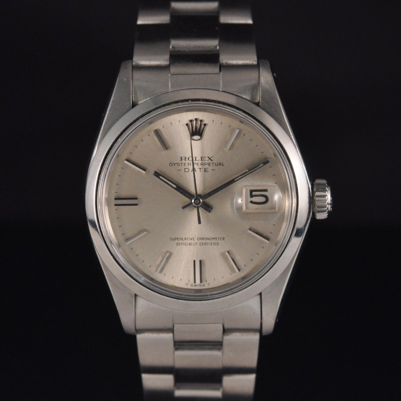 ROLEX OYSTER DATE ref. 1500