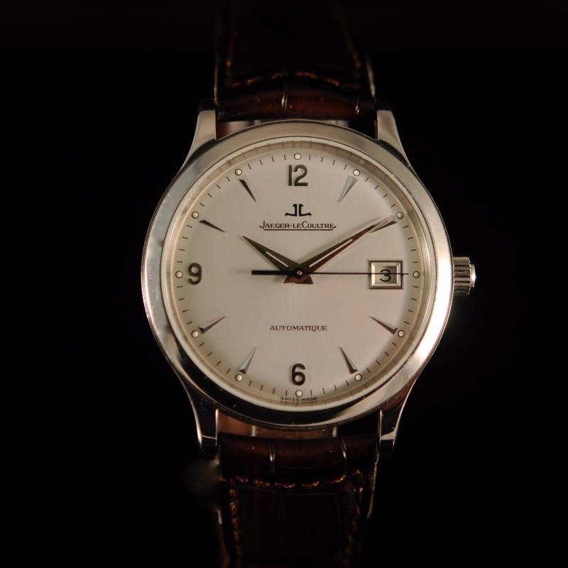 JAEGER LECOULTRE MASTER CONTROL FULL SET