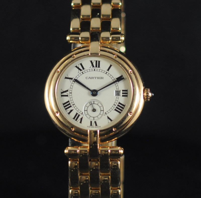 CARTIER PANTHERE RONDE