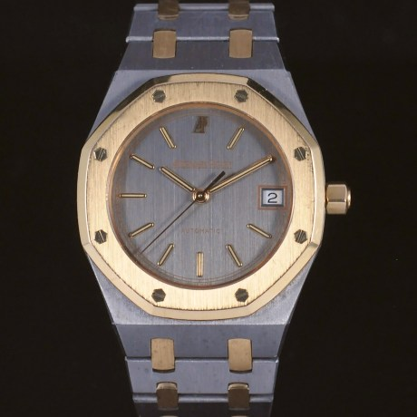 AUDEMARS PIGUET ROYAL OAK TANTALE / OR ROSE