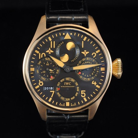 IWC BIG PILOT PERPETUAL CALENDAR LIMITED EDITION FULL SET