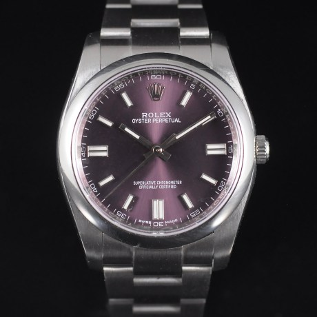 ROLEX OYSTER PERPETUAL 116000 BOX & PAPER