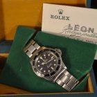 ROLEX SUBMARINER METER FIRST REF. 5513 BOX & PAPER