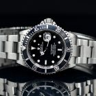 ROLEX SUBMARINER DATE REF. 16610 WITH PAPER