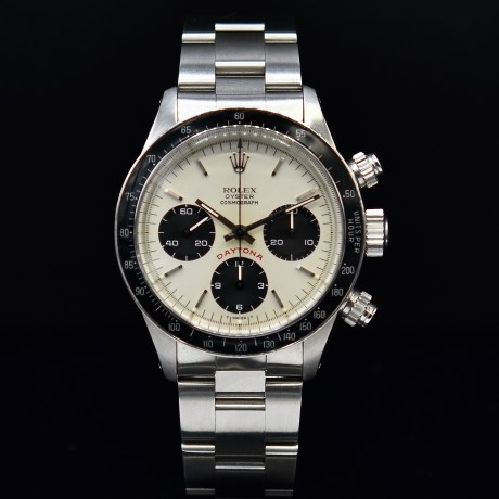 ROLEX DAYTONA BIG RED FLOATING REF. 6263 BOX & PAPERS