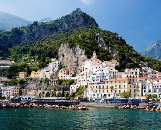 Amalfi Coast Tour with Limoncello and Mozzarella tasting