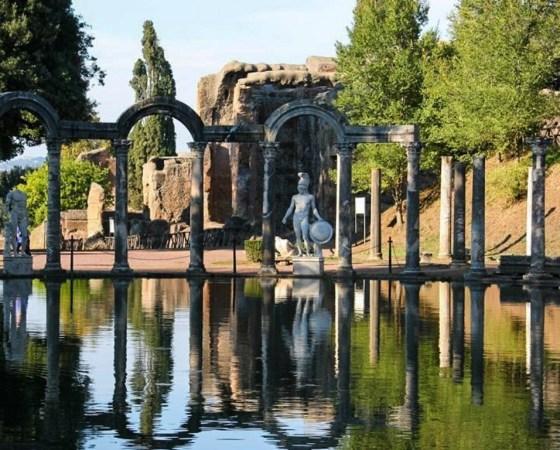 Hadrian's Villa Tour