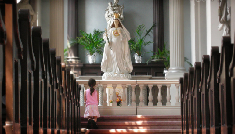 Pornography Destroying Our Nation – God Sent Our Lady of America