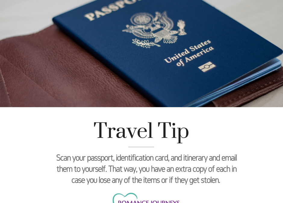 Wednesday's Travel Tip