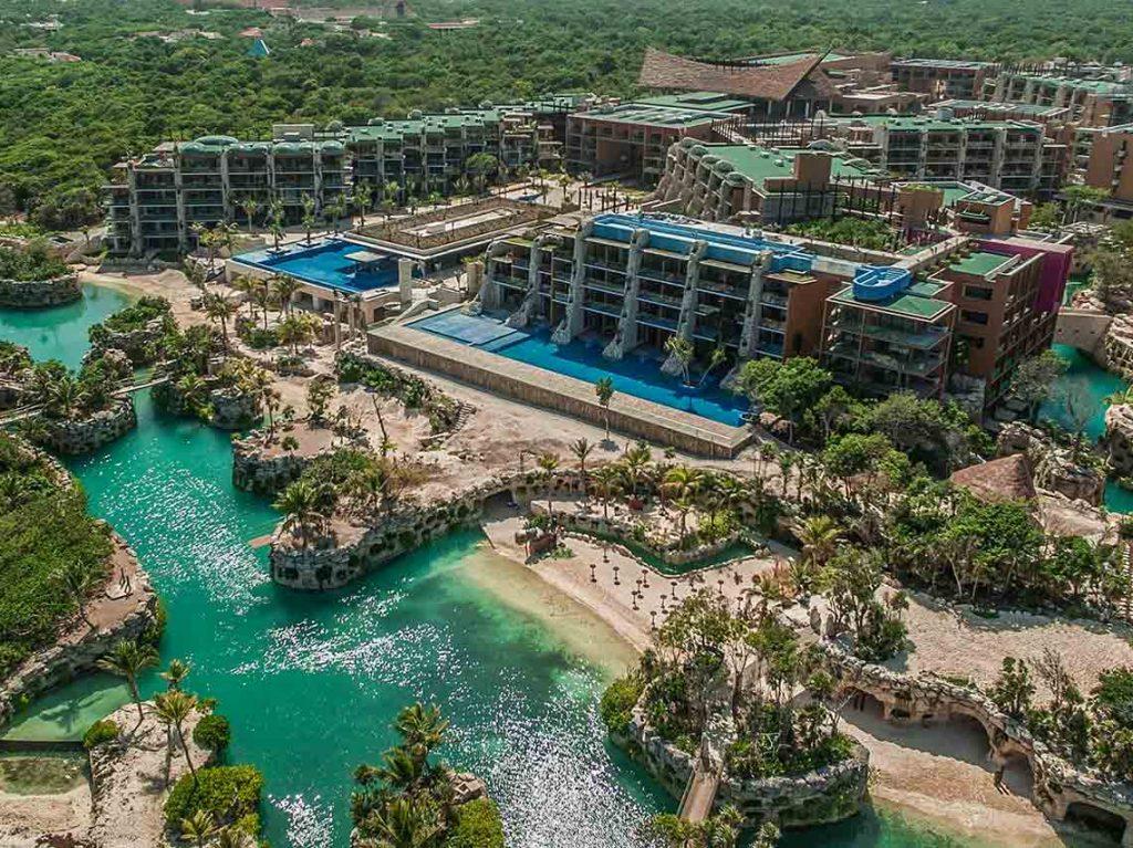 Hotel xcaret mexico romance journeys for Oficina xcaret cancun