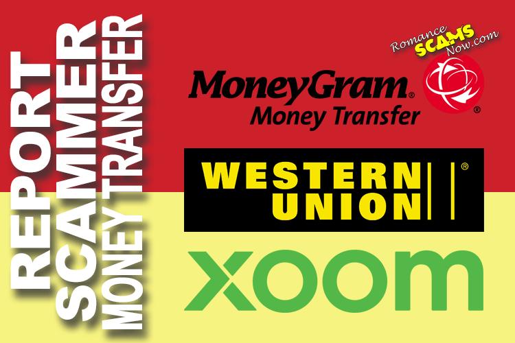 Quick Report Money Transfer