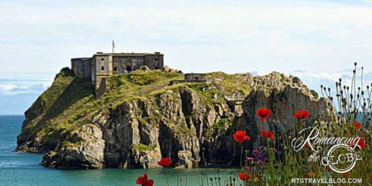 Tenby-Wales-2-St.-Catherines-Island-and-Fort