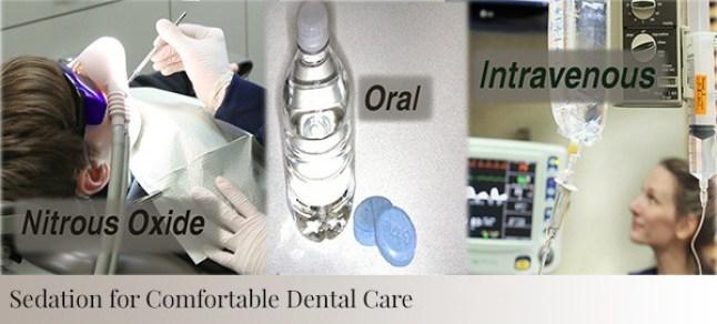 sedation dentisty