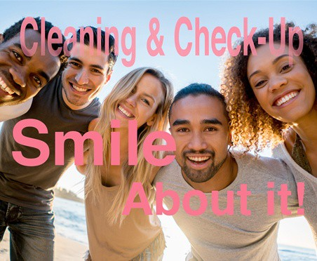 memorial dentist cleaning and checkup