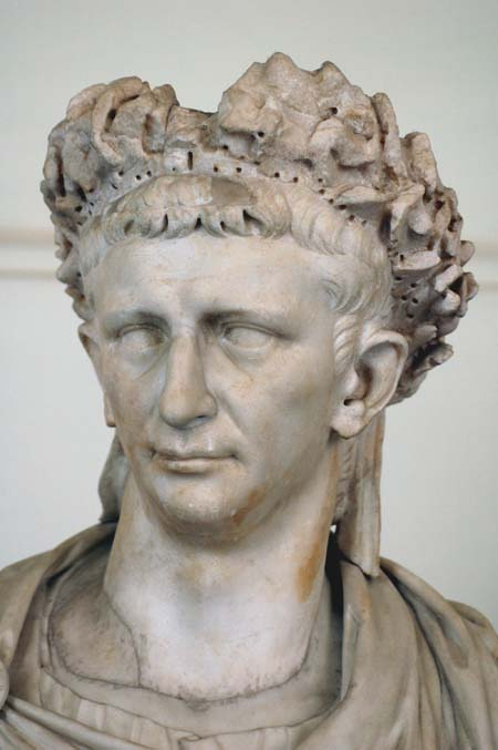 Image result for roman emperor claudius