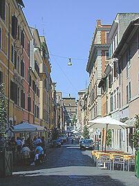 Rome Borgo Pio Prati Rome Quarters Near The Vatican And