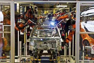 Risultati immagini per car factory