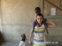 Voluntariat Ghana