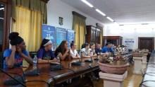 19 Echipa de baschet Univ. Alba Iulia