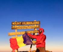 pe kilimanjaro