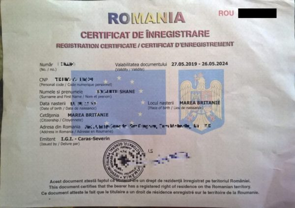 How To Get A Residence Permit In Romania Romania Experience
