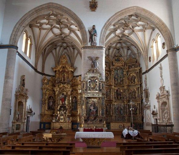 Resultado de imagen de zamora Iglesia de San Andrés