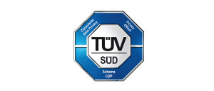 TUV certificato CDP