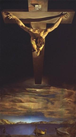 Salvador Dali, 'Christ of Saint John of the Cross' (1951)