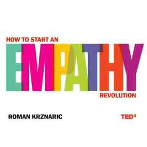 TEDx Athens: How to Start an Empathy Revolution