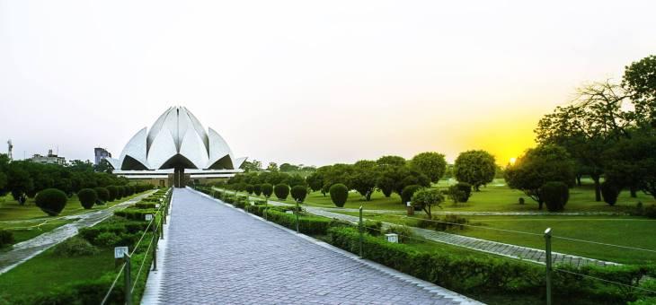 INCREDIBLE INDIA IV : New Delhi – hlavné mesto Indie