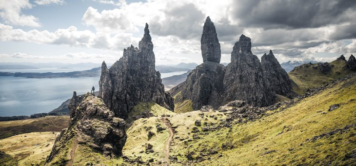 Autom cez celé Škótsko