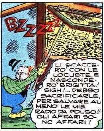 Zio Paperone e il ratto di Brigitta