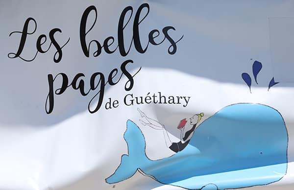 Read more about the article Retour sur le salon du livre «les belles pages de Guéthary