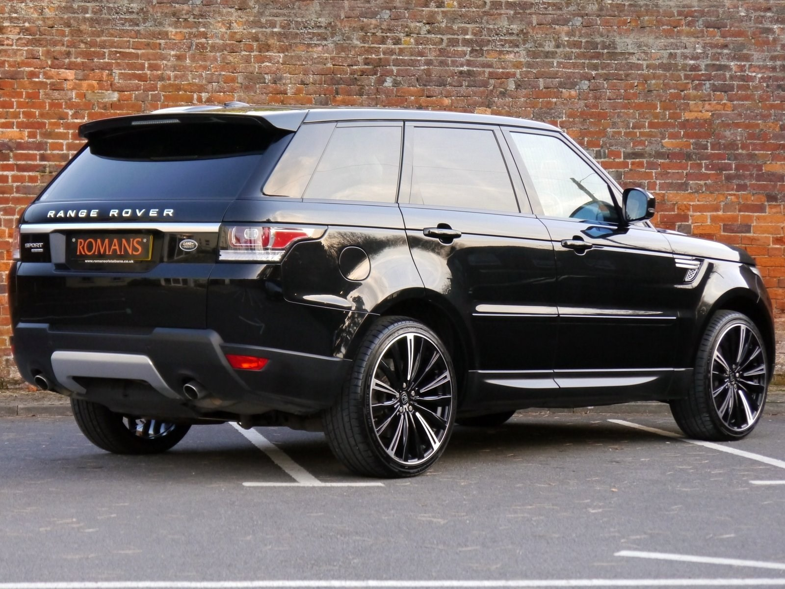 Land Rover Range Rover Sport HSE 3 0 SDV6 22in HAWKE alloy