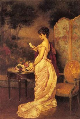 Romantic Art - The Love Letter