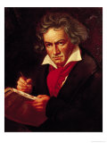 Ludwig von Beethoven Romantic Art