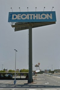 Poste decathlon