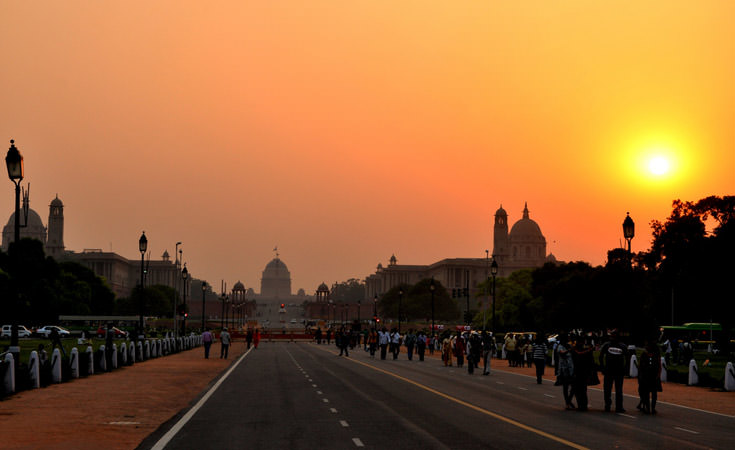 15 Places to Visit in Delhi for Couples