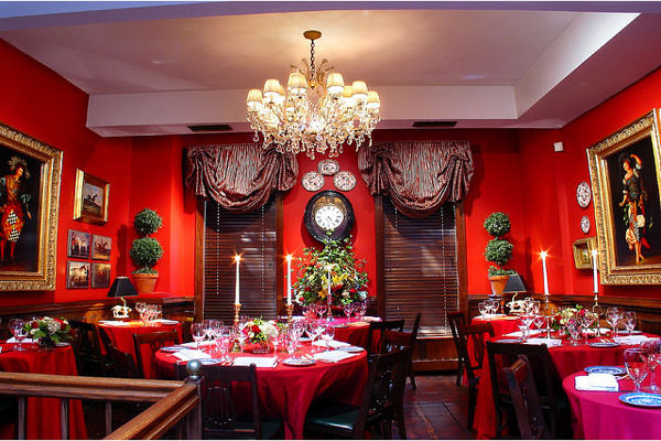 Kings' Carriage House New York