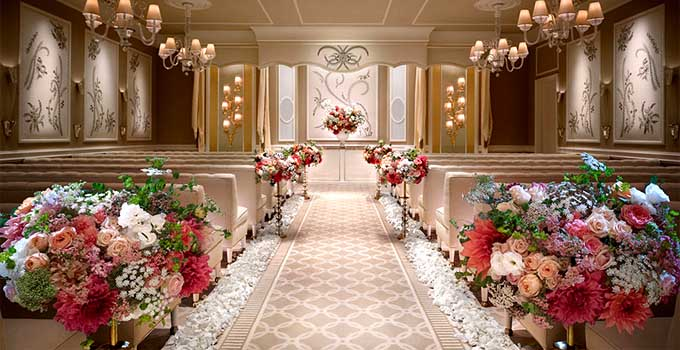 Wynn Wedding Salon in Las Vegas